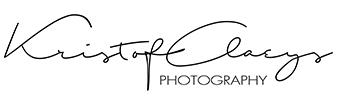 Kristof Claeys Photography Logo
